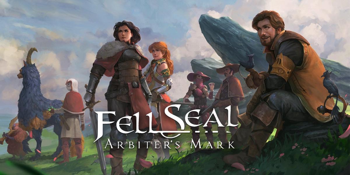 陷落封印:仲裁者之印(Fell Seal: Arbiter's Mark)插图6