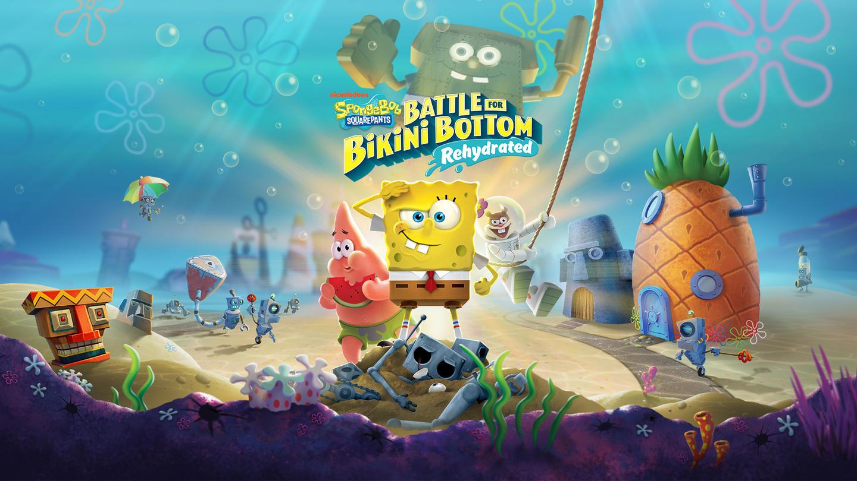海绵宝宝:比基尼岛的冒险(SpongeBob SquarePants: Battle for Bikini Bottom – Rehydrated)插图6