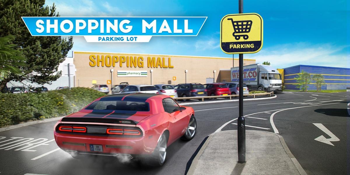 购物中心停车场(Shopping Mall Parking Lot)插图5