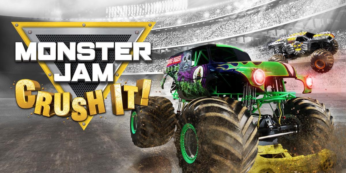 怪物卡车:粉碎(Monster Jam Crush It!)插图6