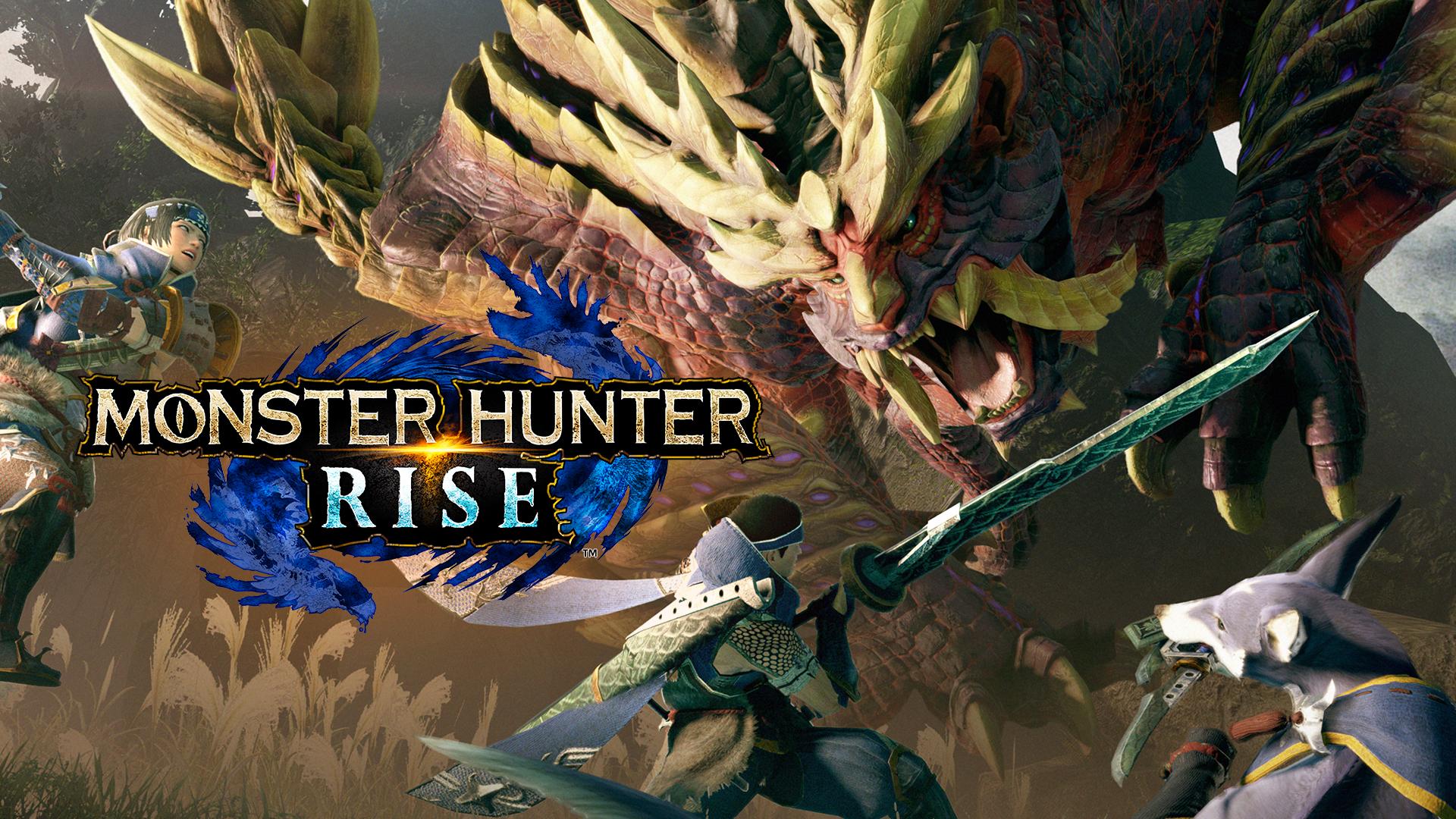 《怪物猎人Rise》制作人专访:新作将有动态血量、自由探索