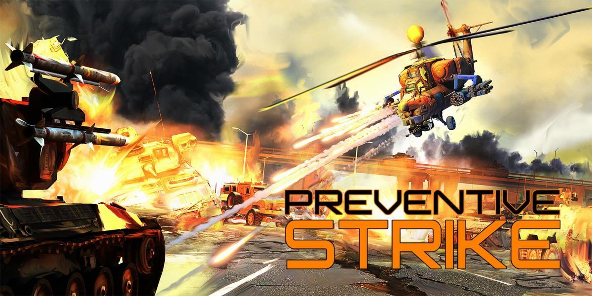 预防性打击(Preventive Strike)插图5