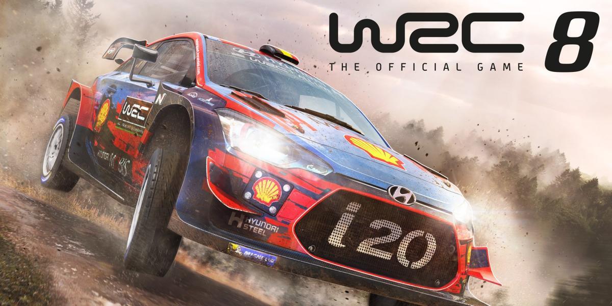 国际汽车联盟世界拉力锦标赛8(WRC 8)插图6