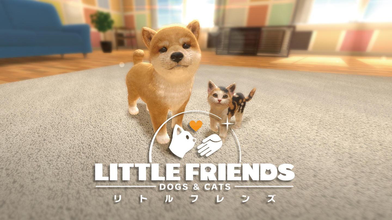 [补链]小小伙伴:狗狗与猫猫(Little Friends: Dogs & Cats)插图3