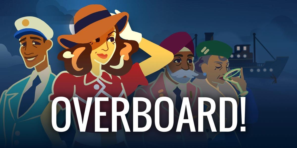 落水(Overboard!)插图5