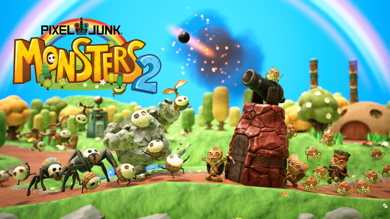 [补链] 像素垃圾:怪物2(PixelJunk Monsters 2)插图5