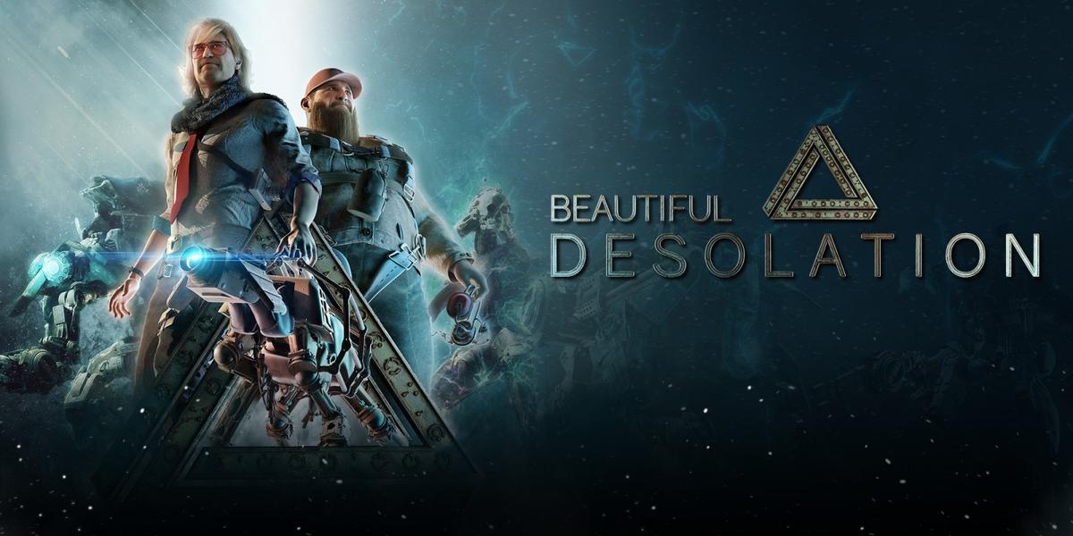 美丽废墟(Beautiful Desolation)插图5