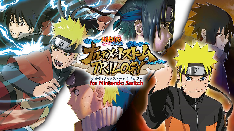 [补链]火影忍者:究极忍者风暴三部曲(Naruto Shippuden: Ultimate Ninja Storm Trilogy)插图6