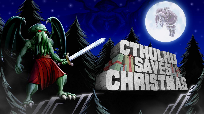 克苏鲁拯救圣诞节(Cthulhu Saves Christmas)插图4