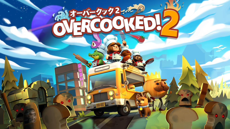 [补链]煮糊了2/胡闹厨房2(Overcooked! 2)插图5