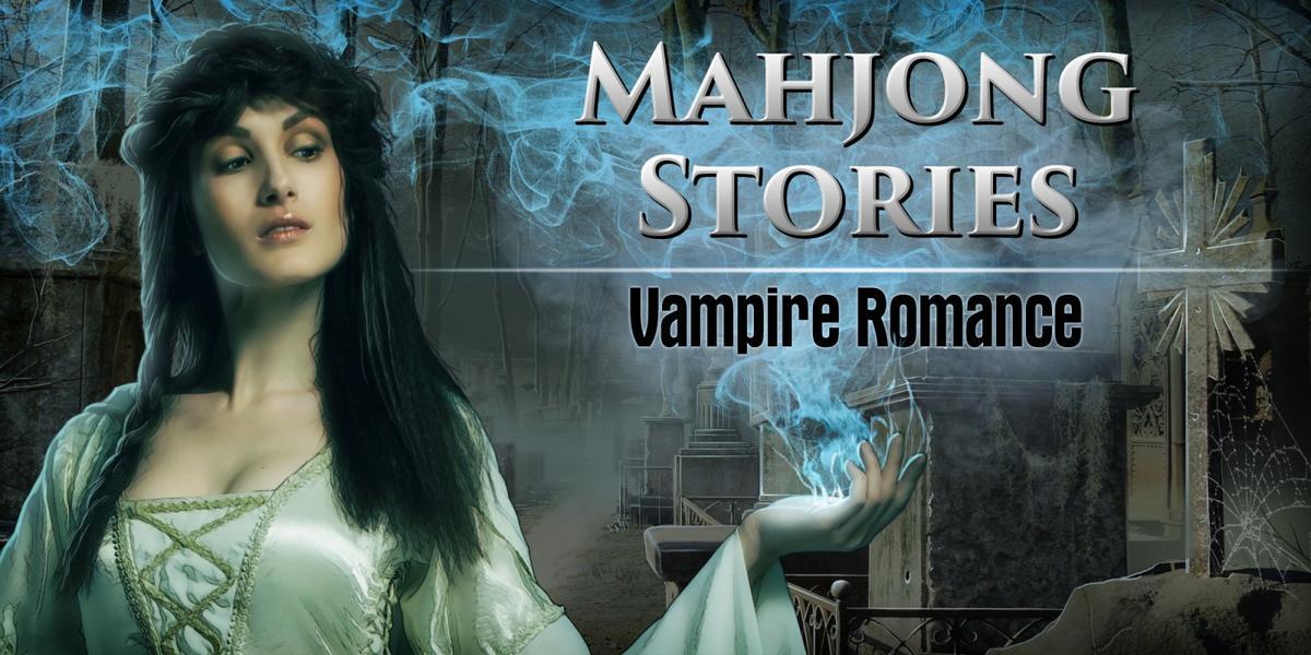 麻将故事:浪漫吸血鬼(Mahjong Stories: Vampire Romance)插图5