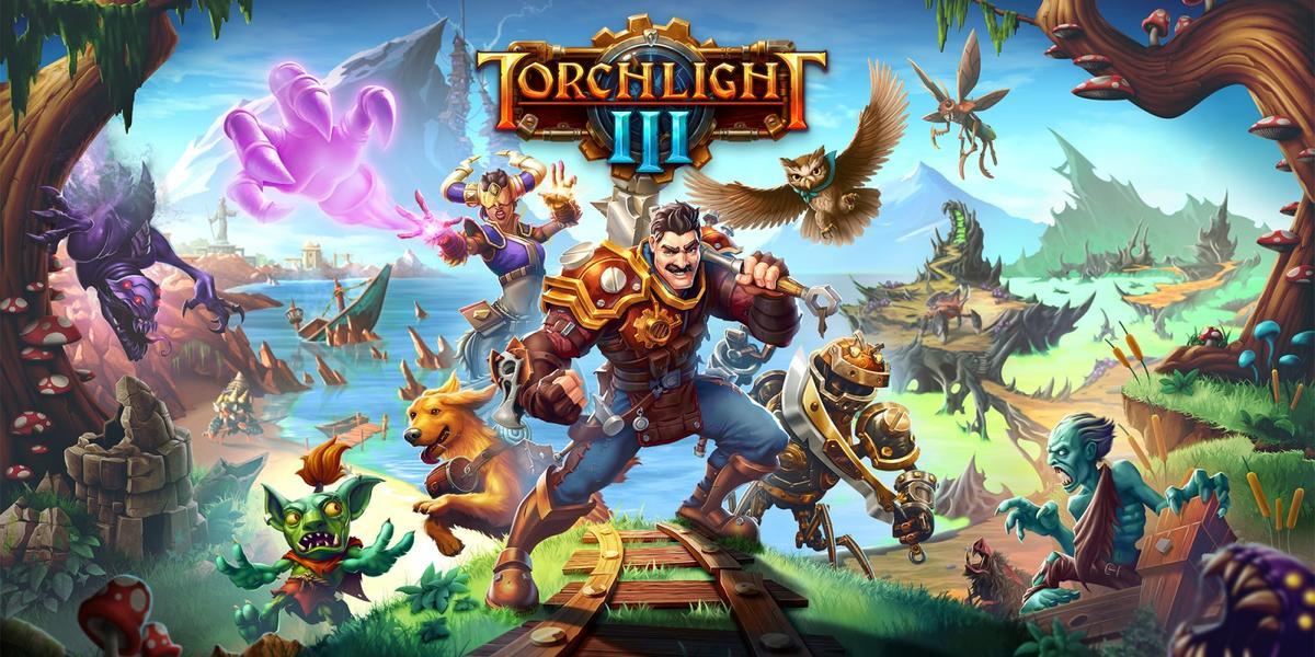 火炬之光3(Torchlight III)插图5