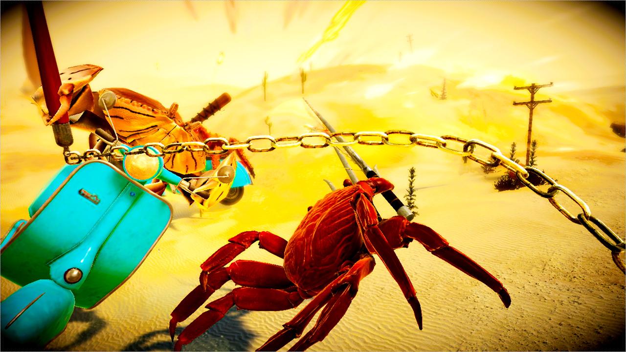 螃蟹大战:螫战(Fight Crab)插图3