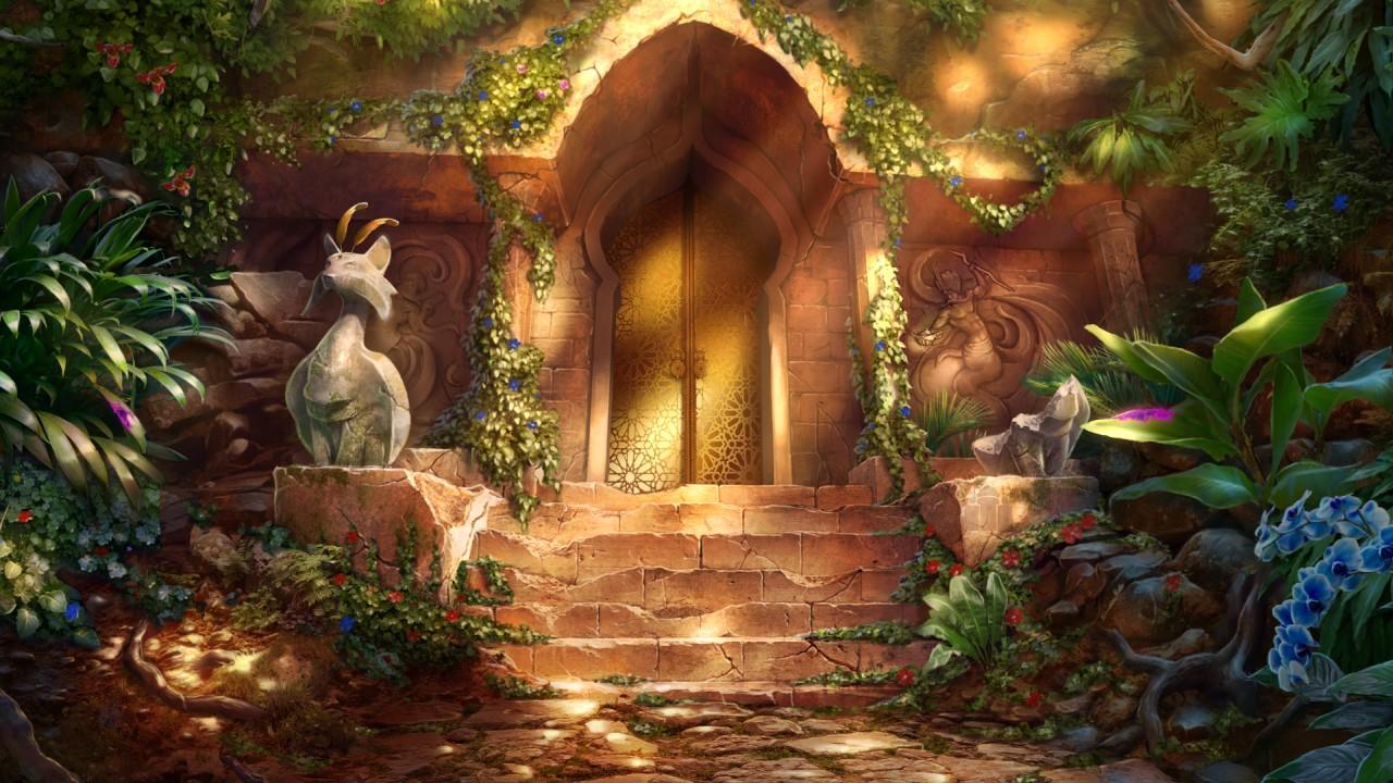 波斯之夜:沙漠奇迹(Persian Nights: Sands of Wonders)插图