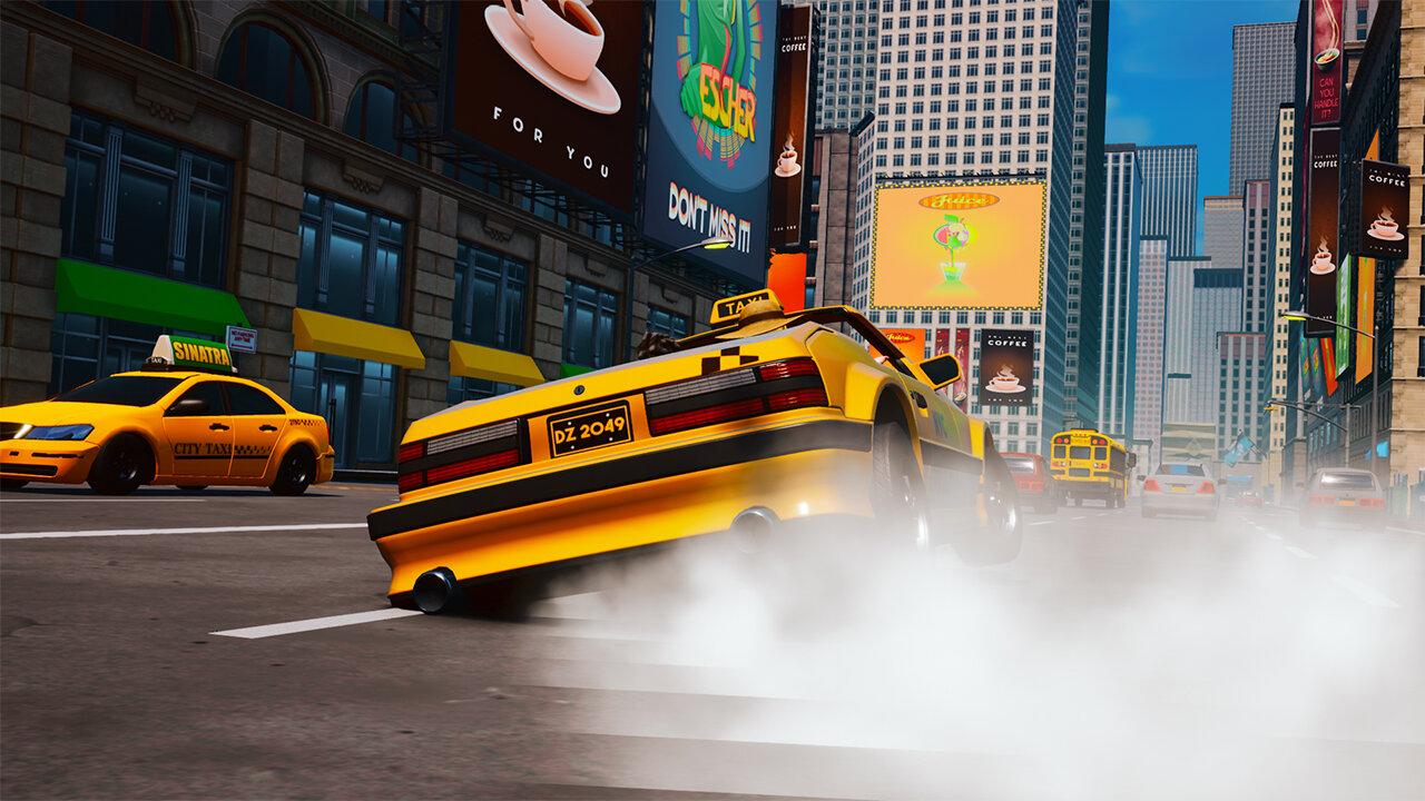 混乱出租车(Taxi Chaos)插图3