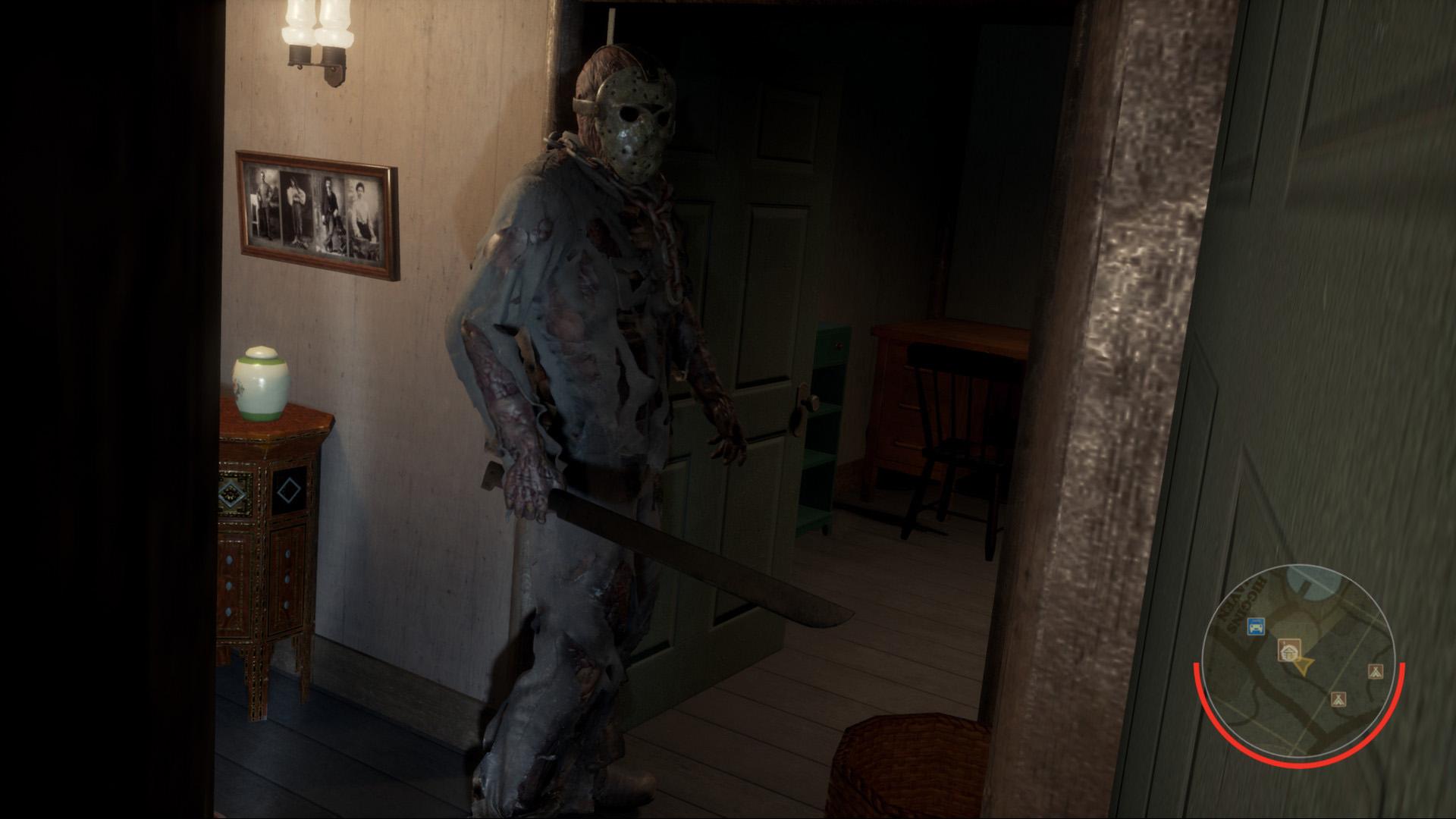 13号星期五:游戏版(Friday the 13th: The Game)插图2