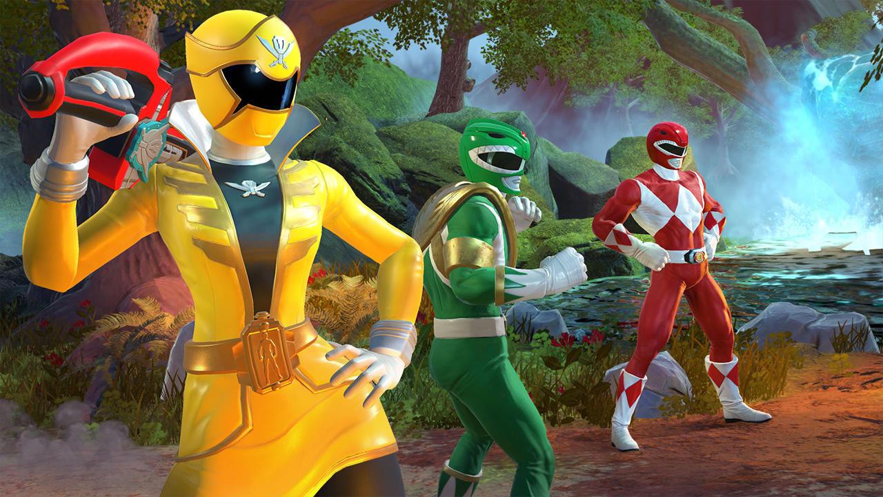 超凡战队:能量之战(Power Rangers: Battle for the Grid)插图1