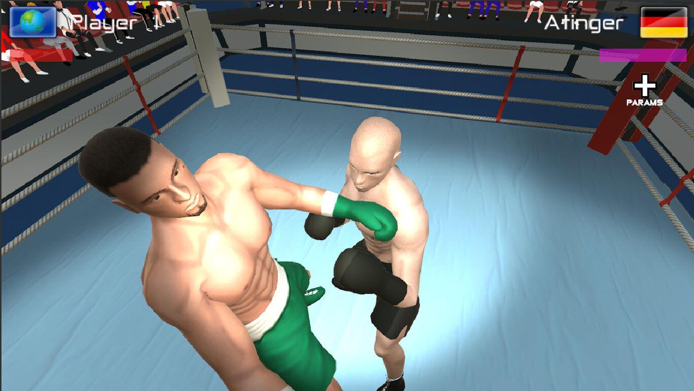 奥林匹克拳击(Olympic Boxing)插图2