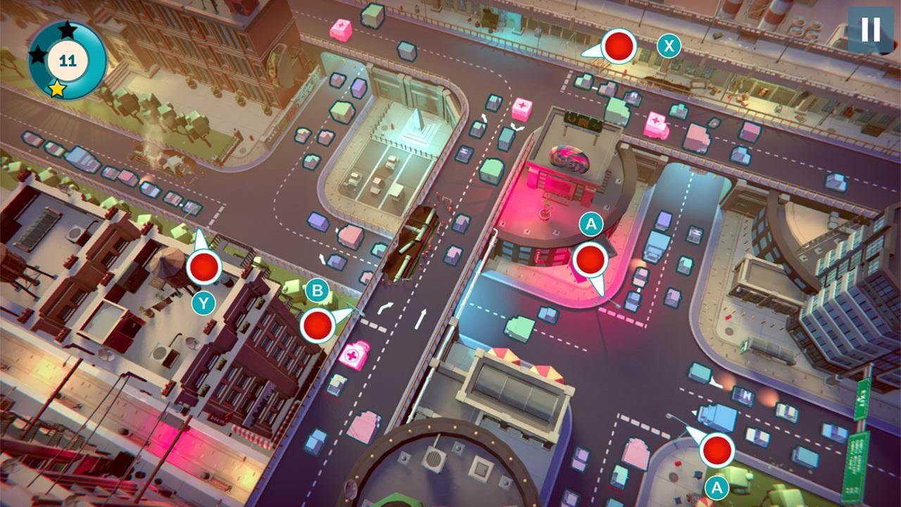 城市流(Urban Flow)插图4