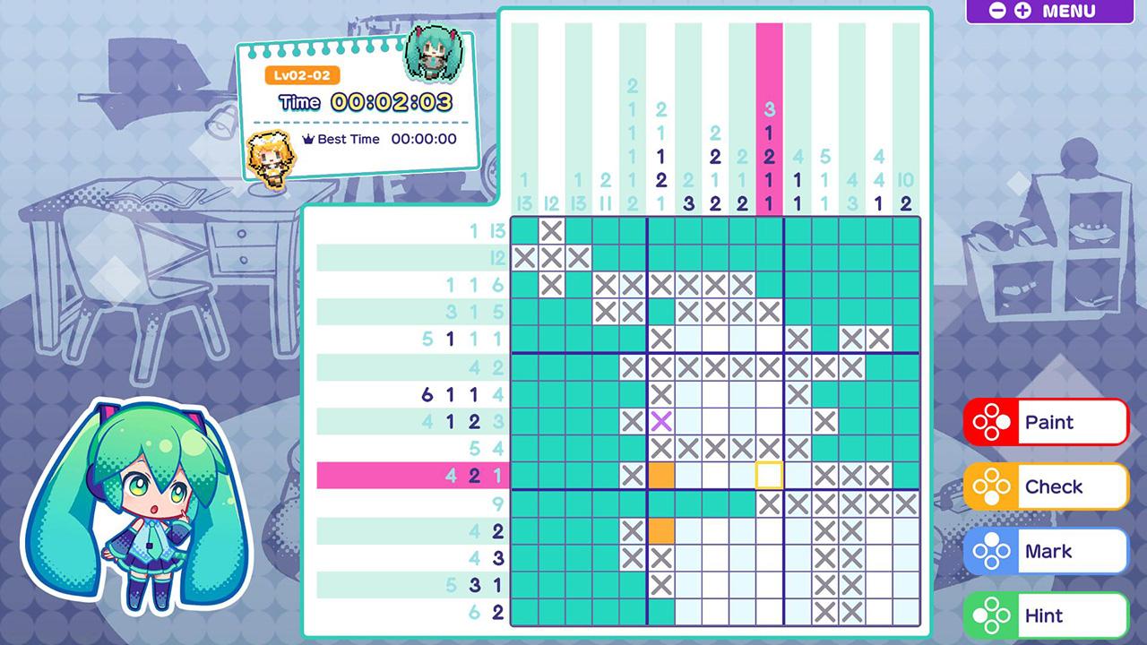 初音未来:逻辑绘画S(Hatsune Miku Logic Paint S)插图1