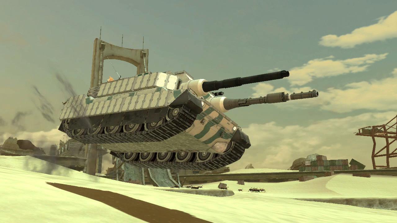 重装机兵Xeno:重生(Metal Max Xeno: Reborn)插图1