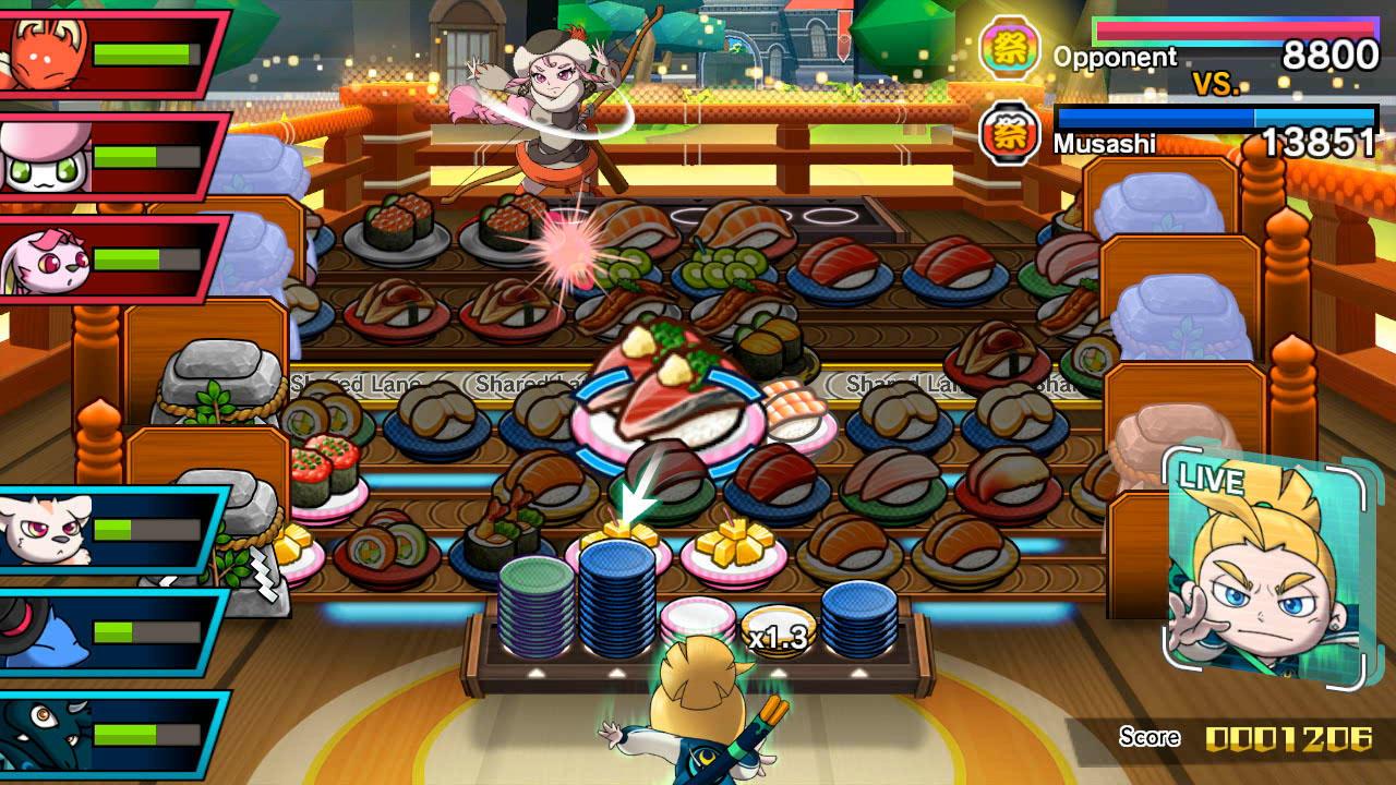 [补链]超回转寿司先锋:寿司之道(Sushi Striker: The Way of Sushido)插图2