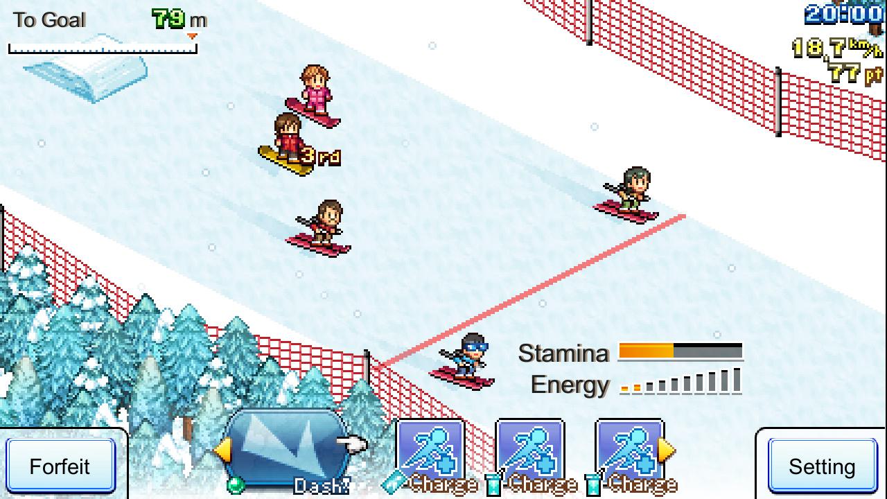 闪耀滑雪场物语(Shiny Ski Resort)插图1