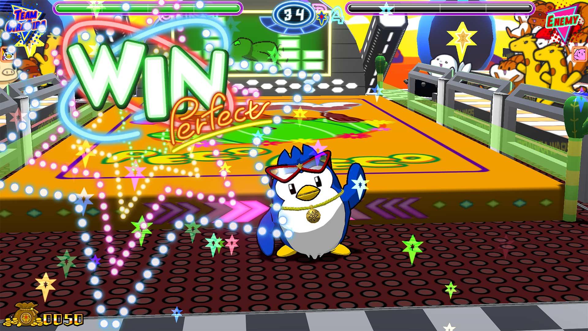 企鹅君华丽大战(Penguin Wars)插图