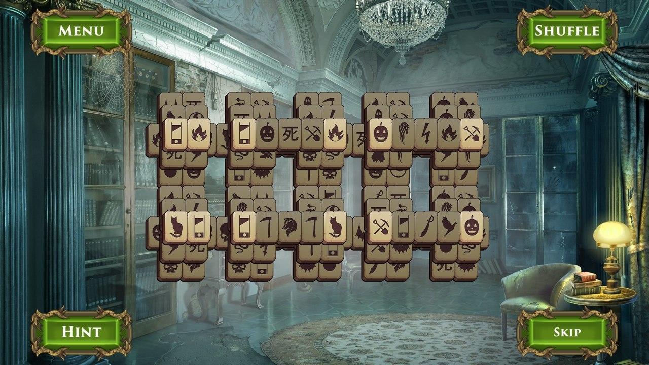 麻将故事:浪漫吸血鬼(Mahjong Stories: Vampire Romance)插图4