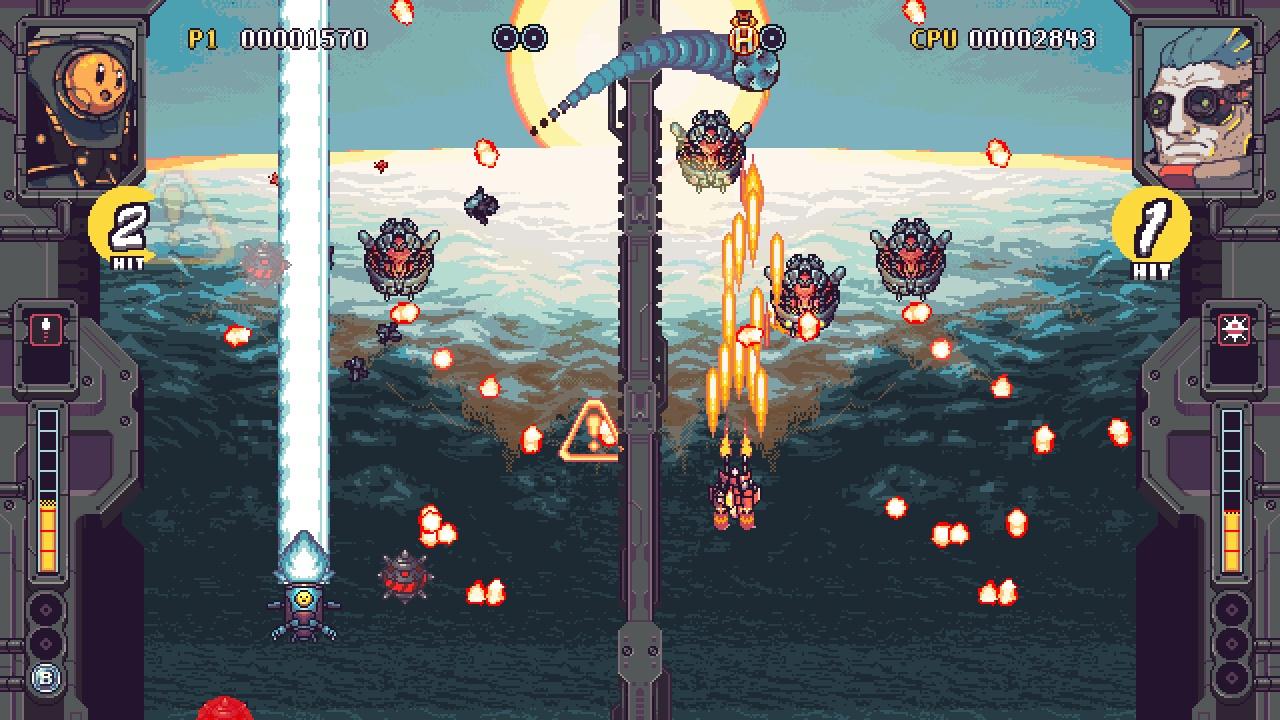 巨型战机对决(Rival Megagun)插图3