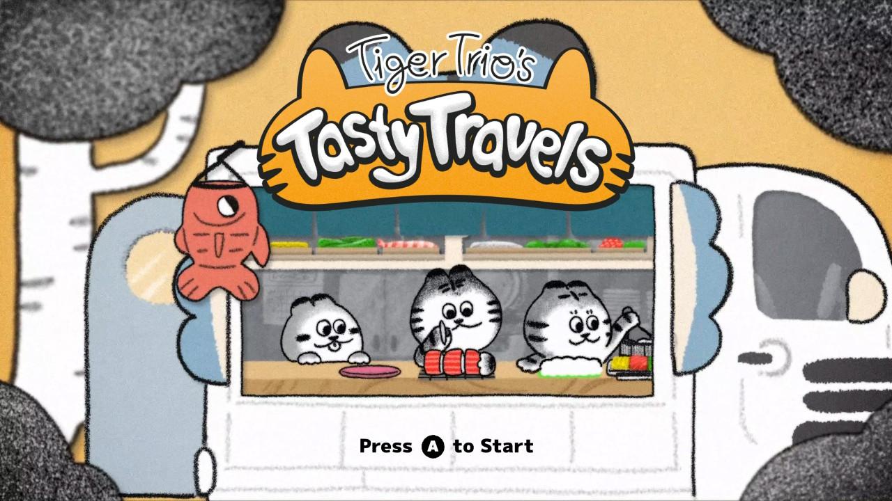 老虎三人组的美味之旅(Tiger Trio's Tasty Travels)插图4