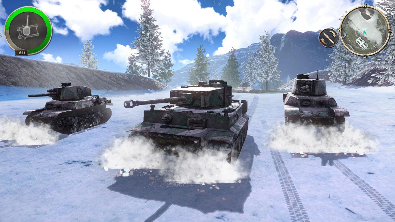 无限坦克:二战(Infinite Tanks World War 2)插图