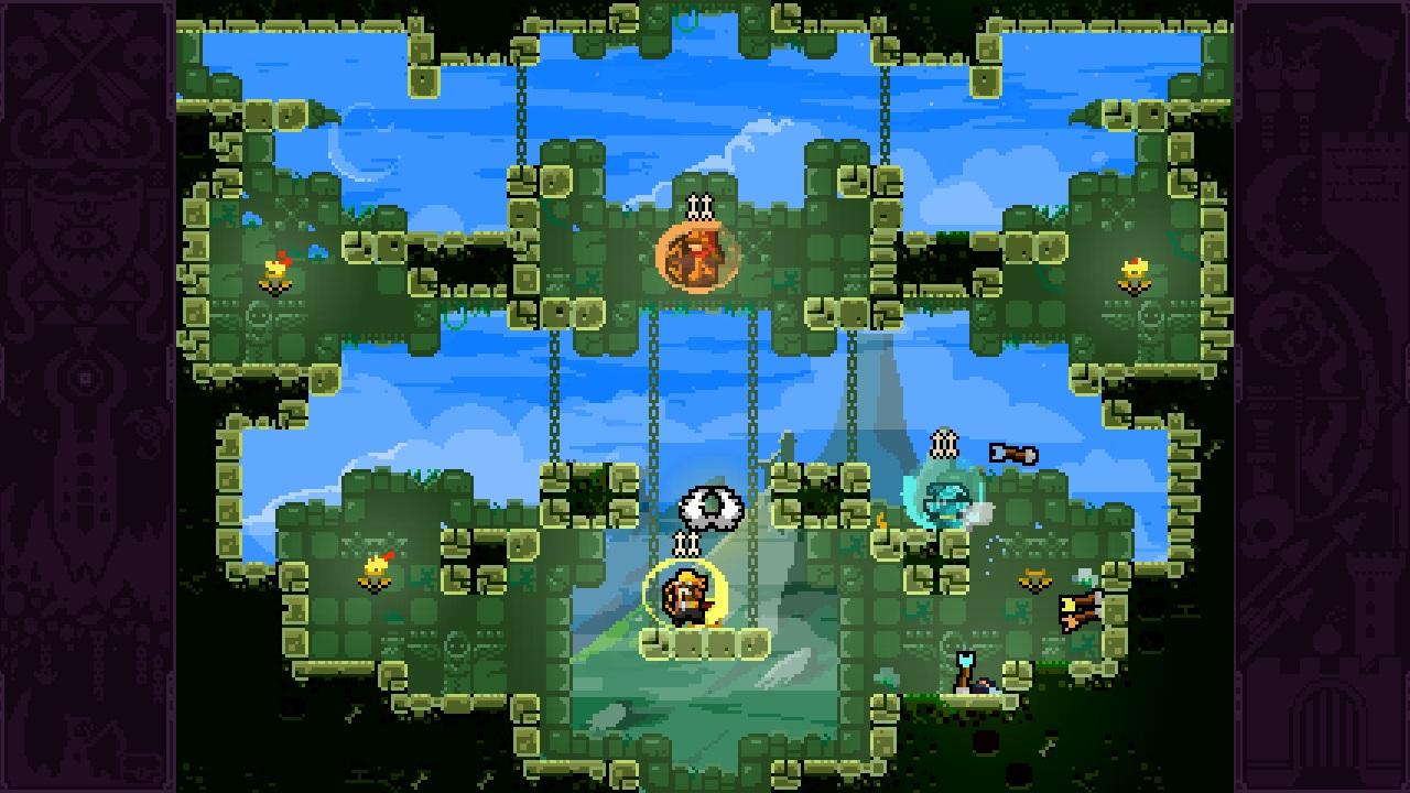 热血暗器大乱斗/塔倒:升天(TowerFall Ascension)插图4