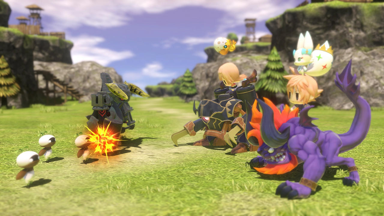 [补链]最终幻想世界 高清版(World of Final Fantasy: Maxima)插图