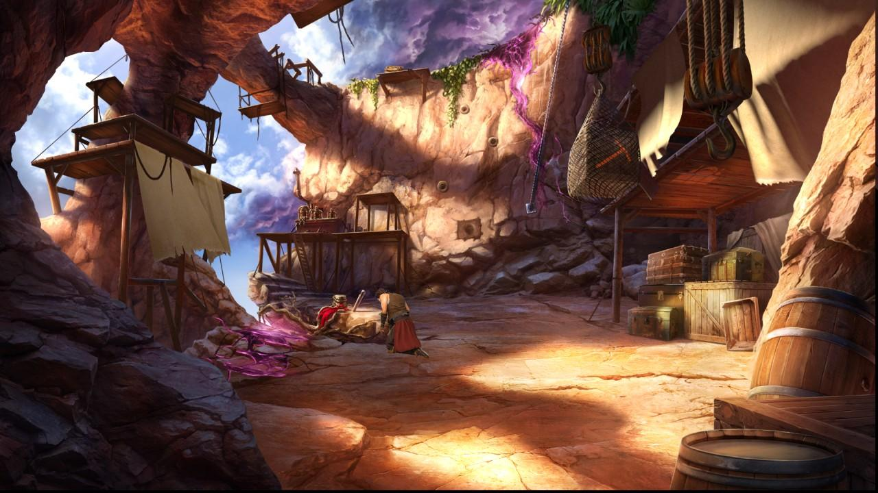 波斯之夜:沙漠奇迹(Persian Nights: Sands of Wonders)插图4