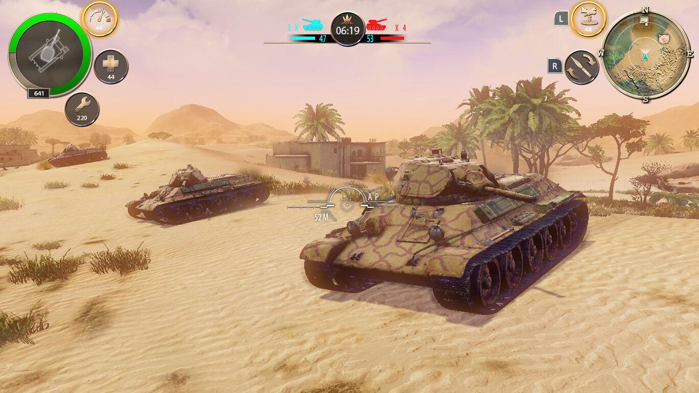 无限坦克:二战(Infinite Tanks World War 2)插图1