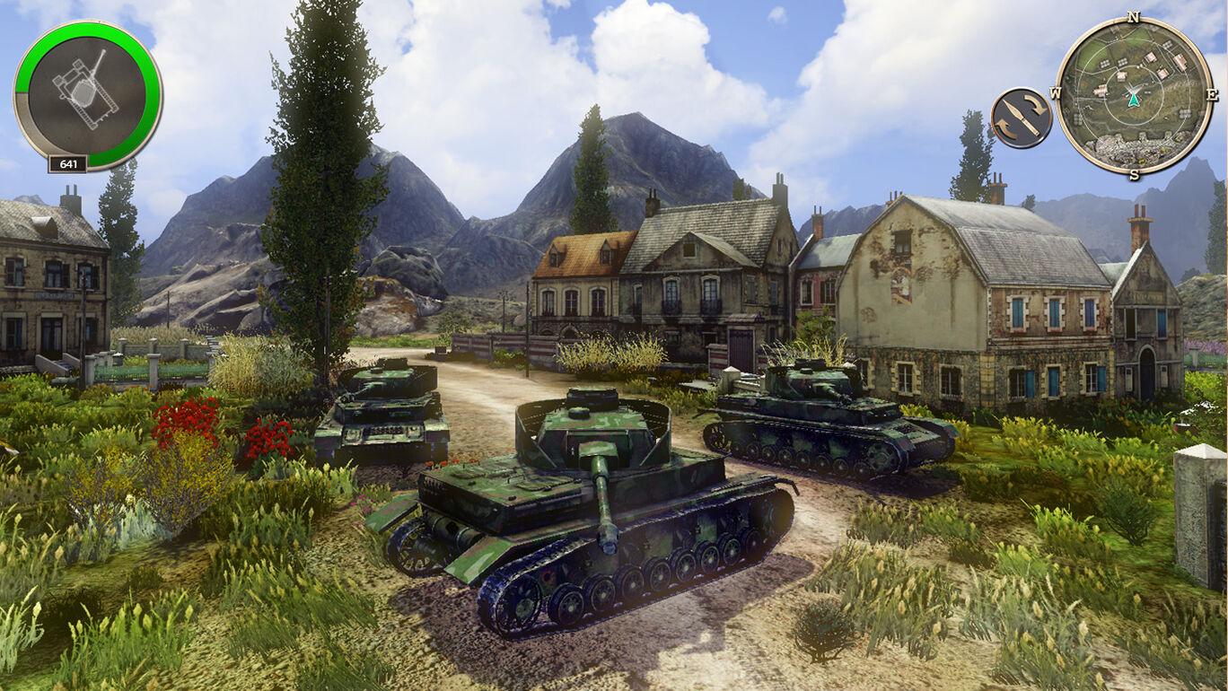 无限坦克:二战(Infinite Tanks World War 2)插图2