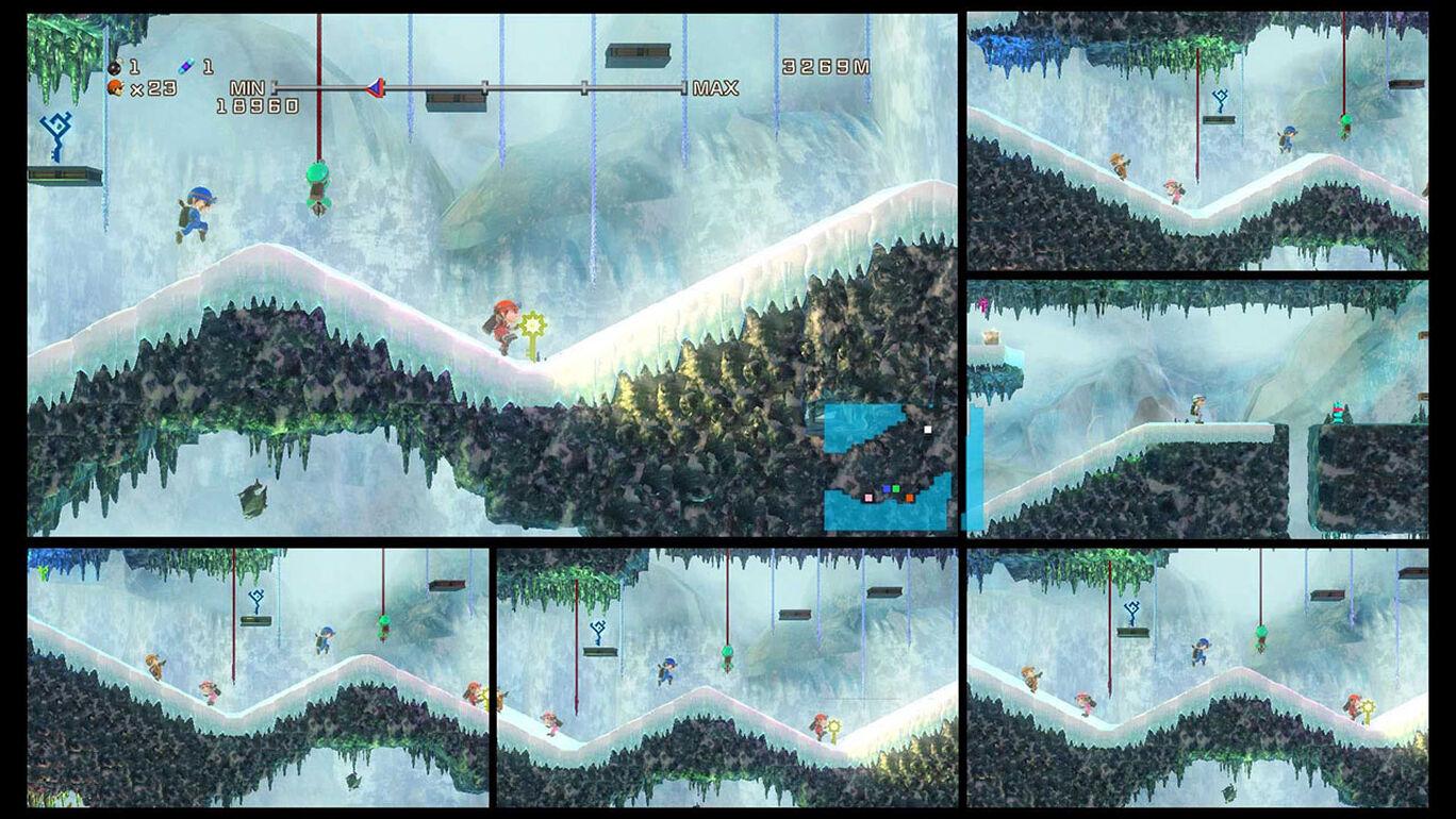 洞穴探险者HD豪华版(Spelunker HD Deluxe)插图1