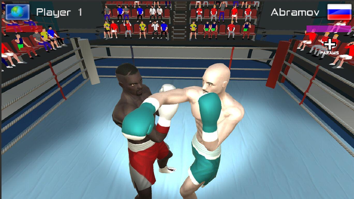奥林匹克拳击(Olympic Boxing)插图