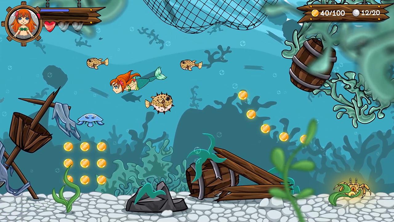 美人鱼城堡(Mermaid Castle)插图2