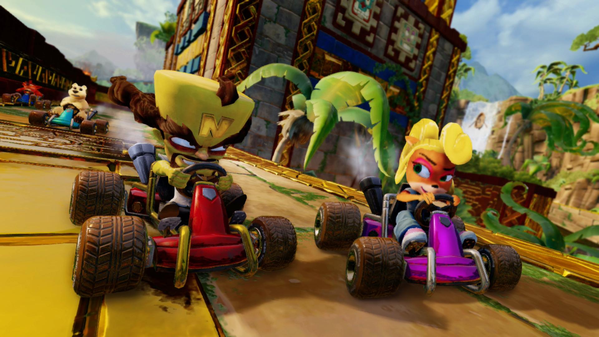 古惑狼赛车 重制版(Crash Team Racing Nitro-Fueled)插图2