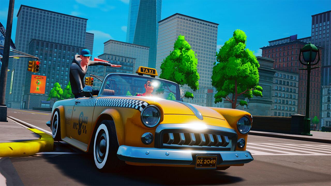 混乱出租车(Taxi Chaos)插图5