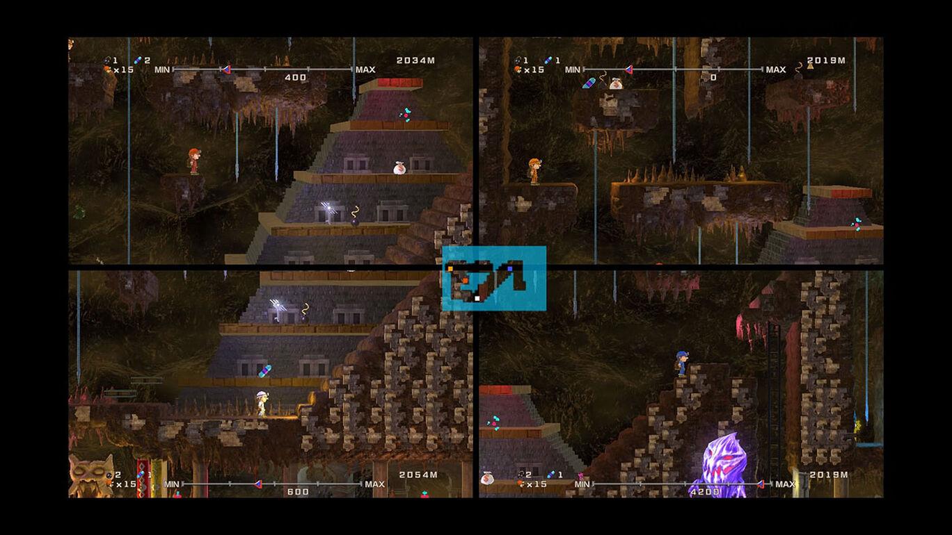 洞穴探险者HD豪华版(Spelunker HD Deluxe)插图3