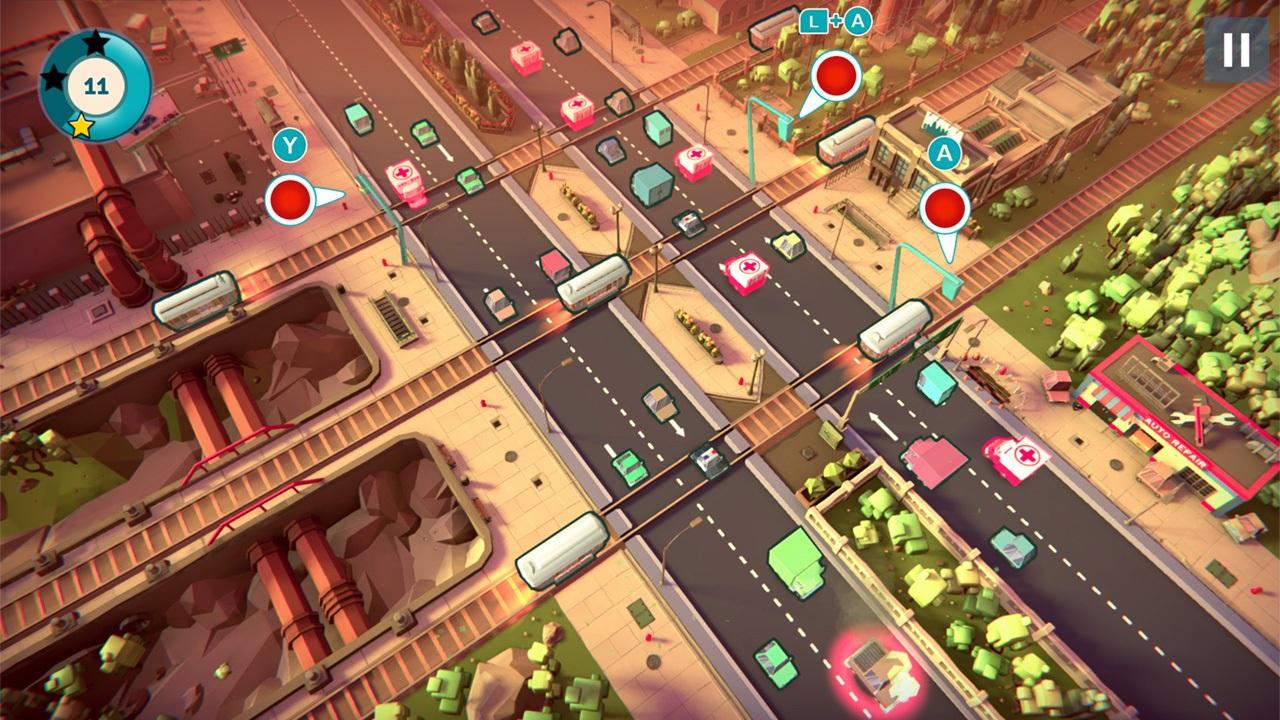 城市流(Urban Flow)插图2