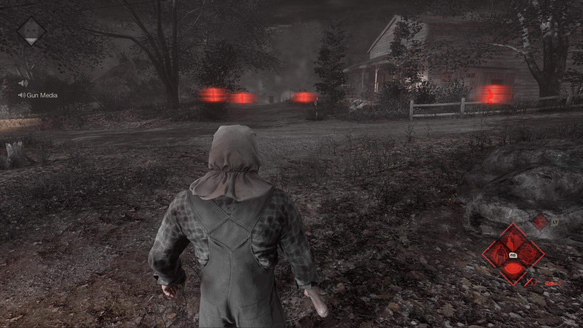 13号星期五:游戏版(Friday the 13th: The Game)插图