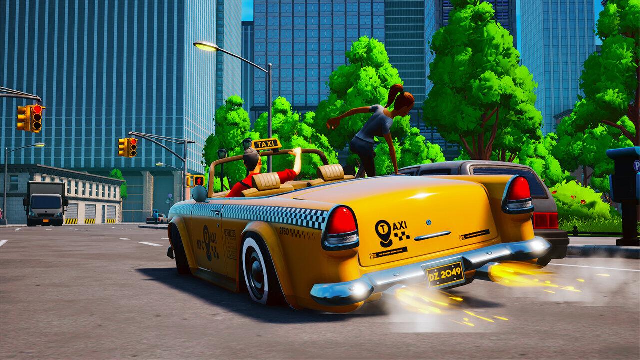 混乱出租车(Taxi Chaos)插图4