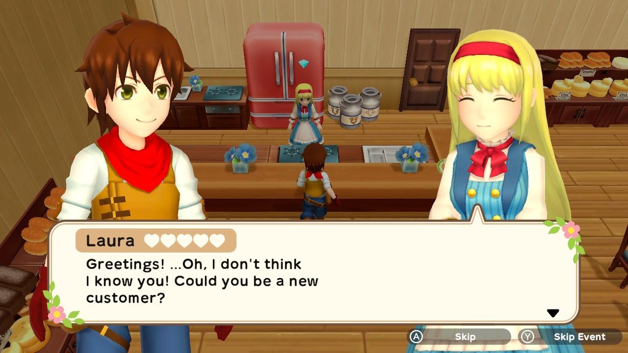 丰收之月:一个世界(Harvest Moon: One World)插图3