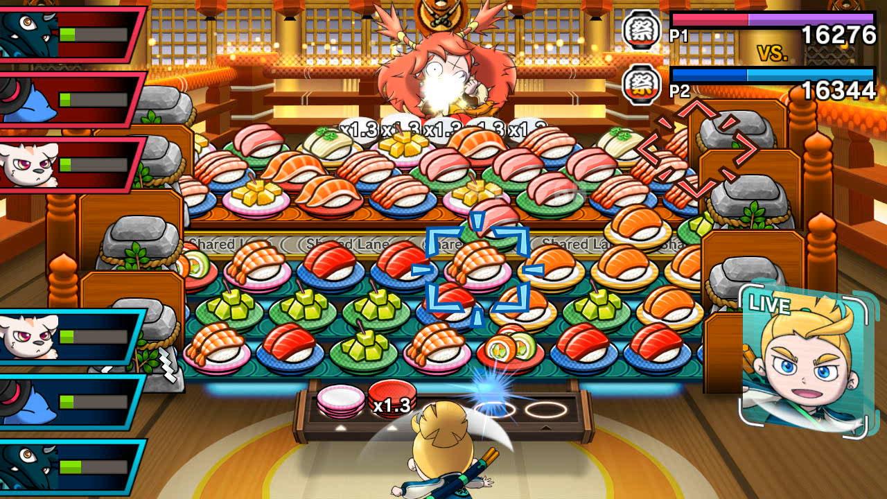 [补链]超回转寿司先锋:寿司之道(Sushi Striker: The Way of Sushido)插图1