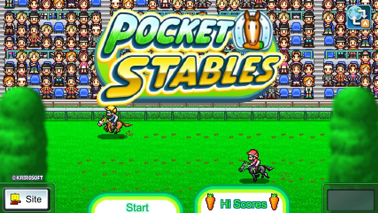 G1顶级跑马牧场(Pocket Stables)插图4
