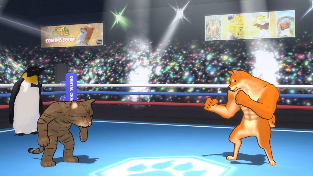 动物之斗(Fight of Animals)插图3